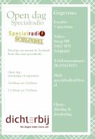 Special Radio, Open dag