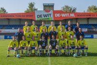 Teamfoto RKSV Schijndel 2017 - 2018