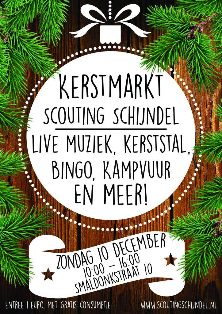 Scouting, Kerstmarkt
