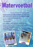 Watervoetbal, Bizzi, Zwembad de Molenhey