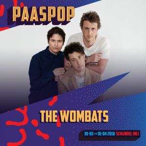 TheWombatsPaaspop