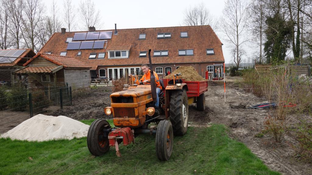 Woonboerderij Schijndel, Elde College