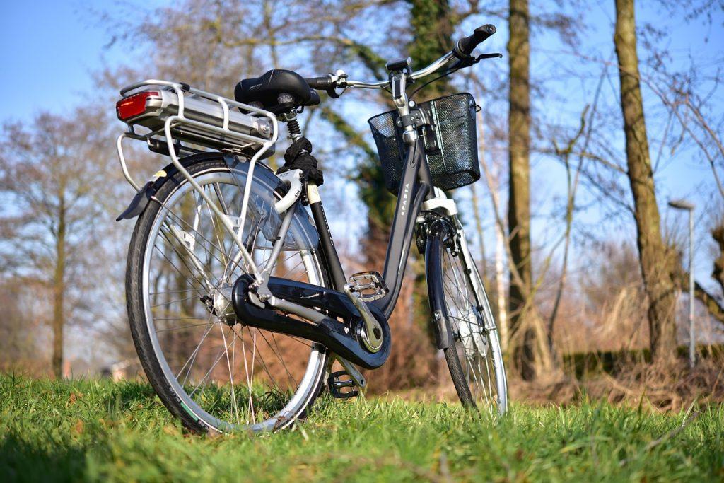 e-bike, fiets