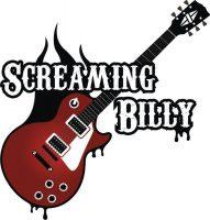Logo Screaming Billy