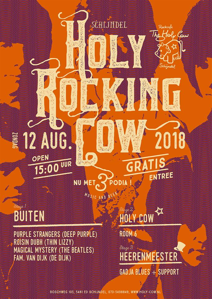 holy rocking cow 2018