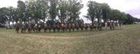 Groepsfoto ponykamp jan van amstel