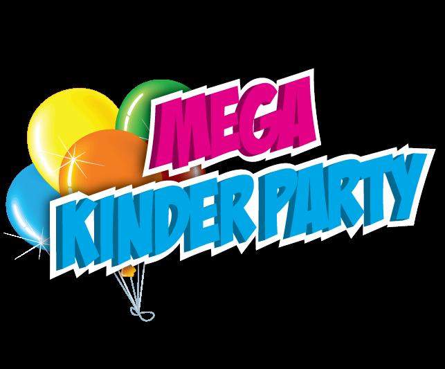 logo Mega Kinderparty