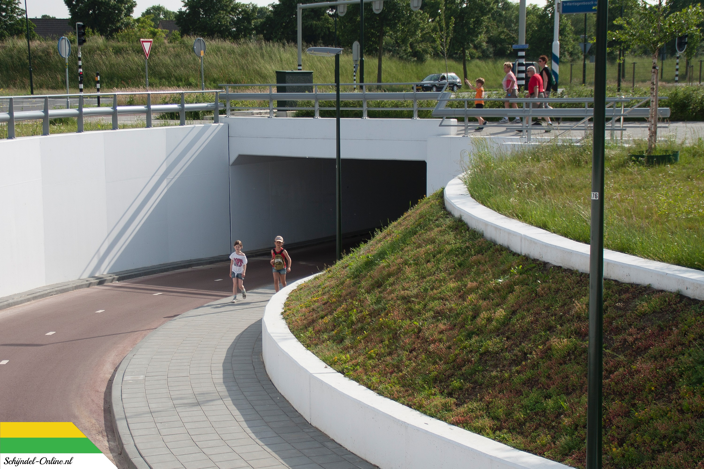 fietstunnel wijbosch