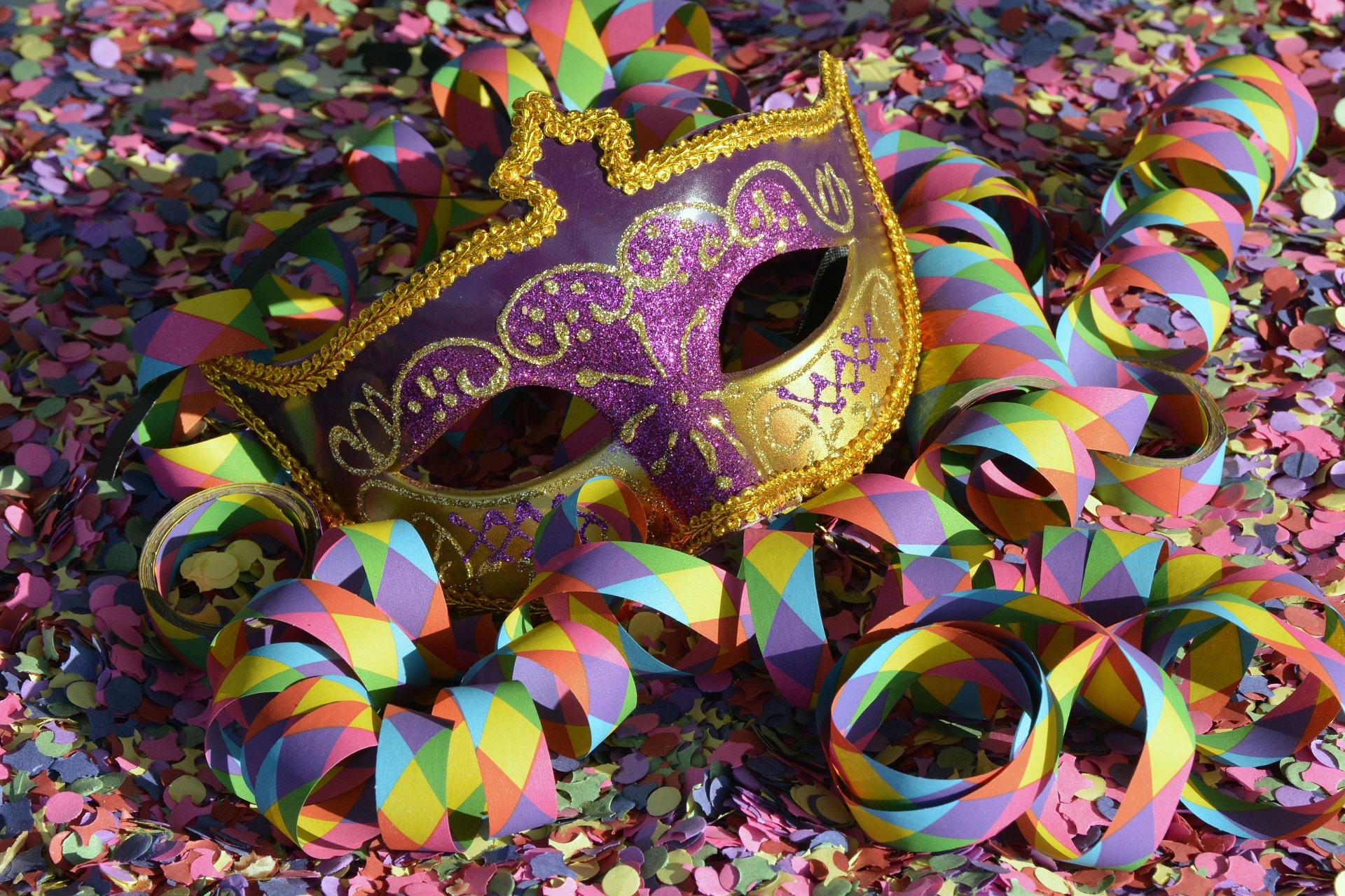 Carnaval, Masker