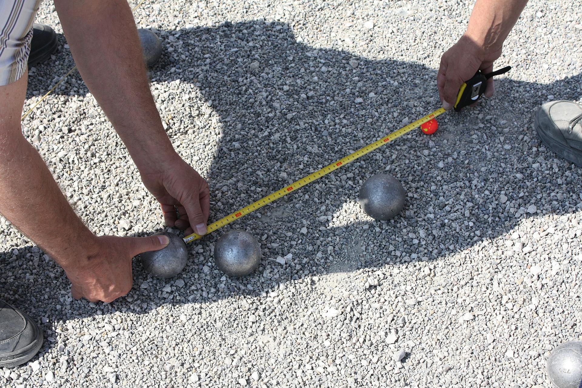 petanque, jeu de boules