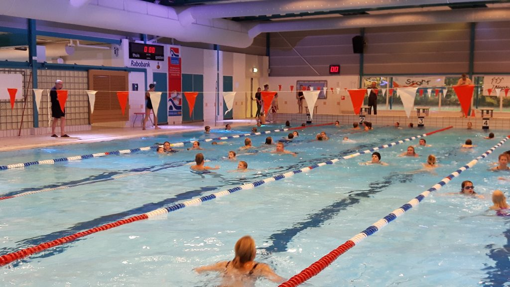 Zwem4daagse, Neptunus