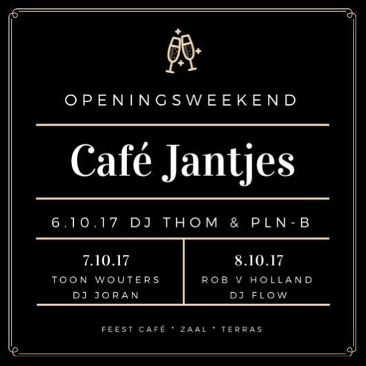 Cafe Jantjes