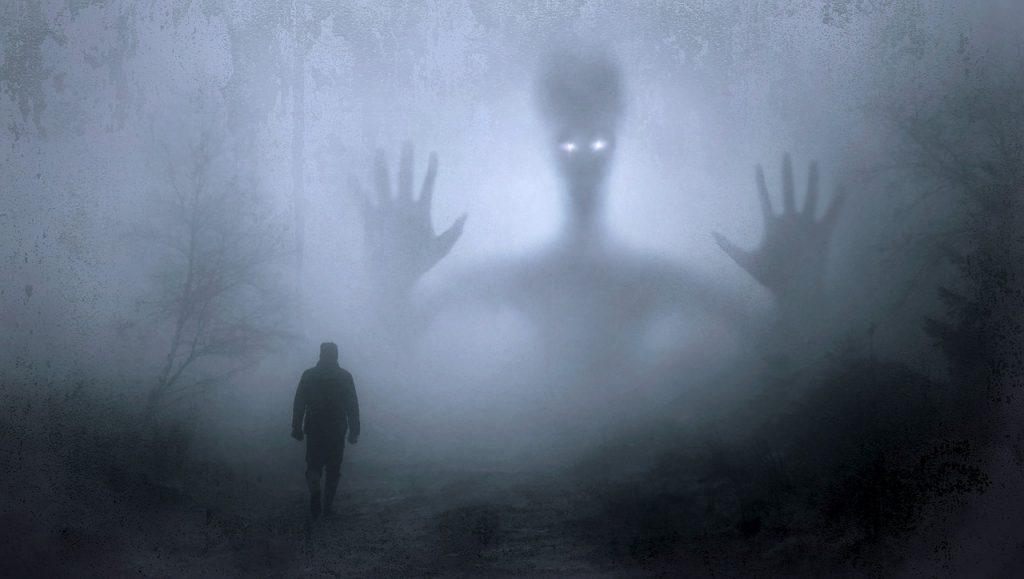 Halloween, Spooktocht