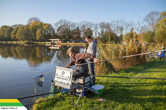 Viswedstrijd HSV Altijd Beet