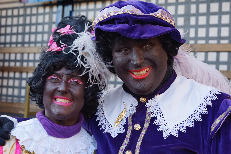 Sinterklaas, Zwarte Piet