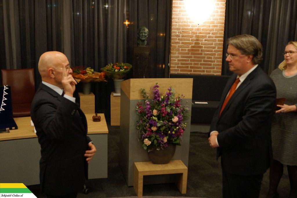 Kees van Rooij, burgemeester, Meierijstad