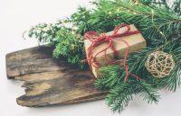 kerst, kerststukje