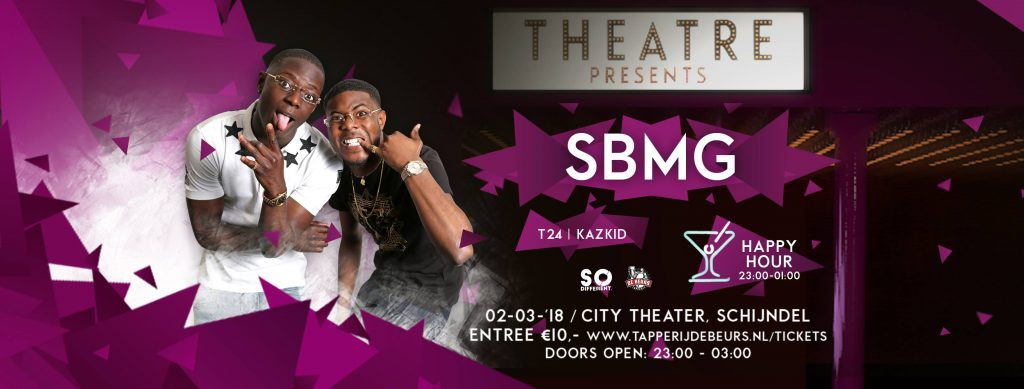 City Theater, SBMG