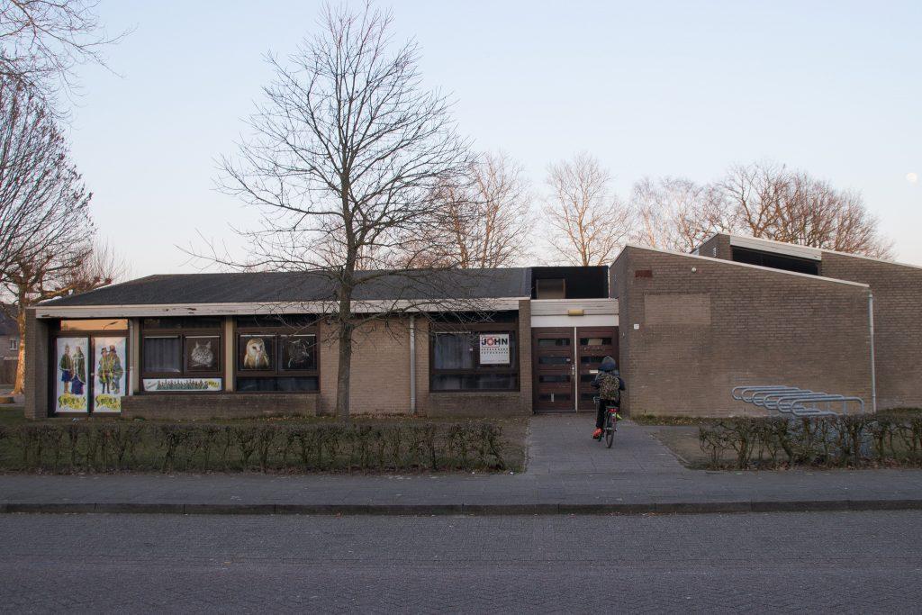 Vossenberg, Bloemenwijk