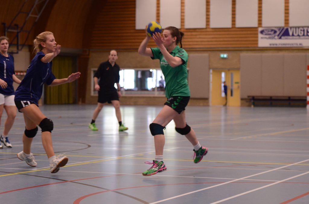 Zephyr, Handbal, Dames 1