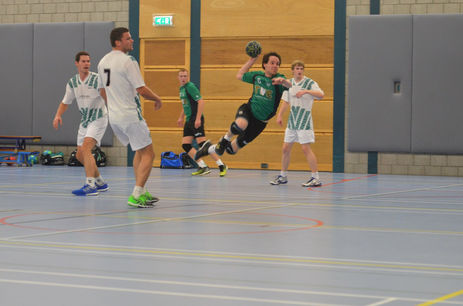 Zephyr, Handbal, Heren 1
