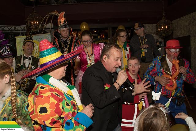 carnaval schorsbos krek wa anders