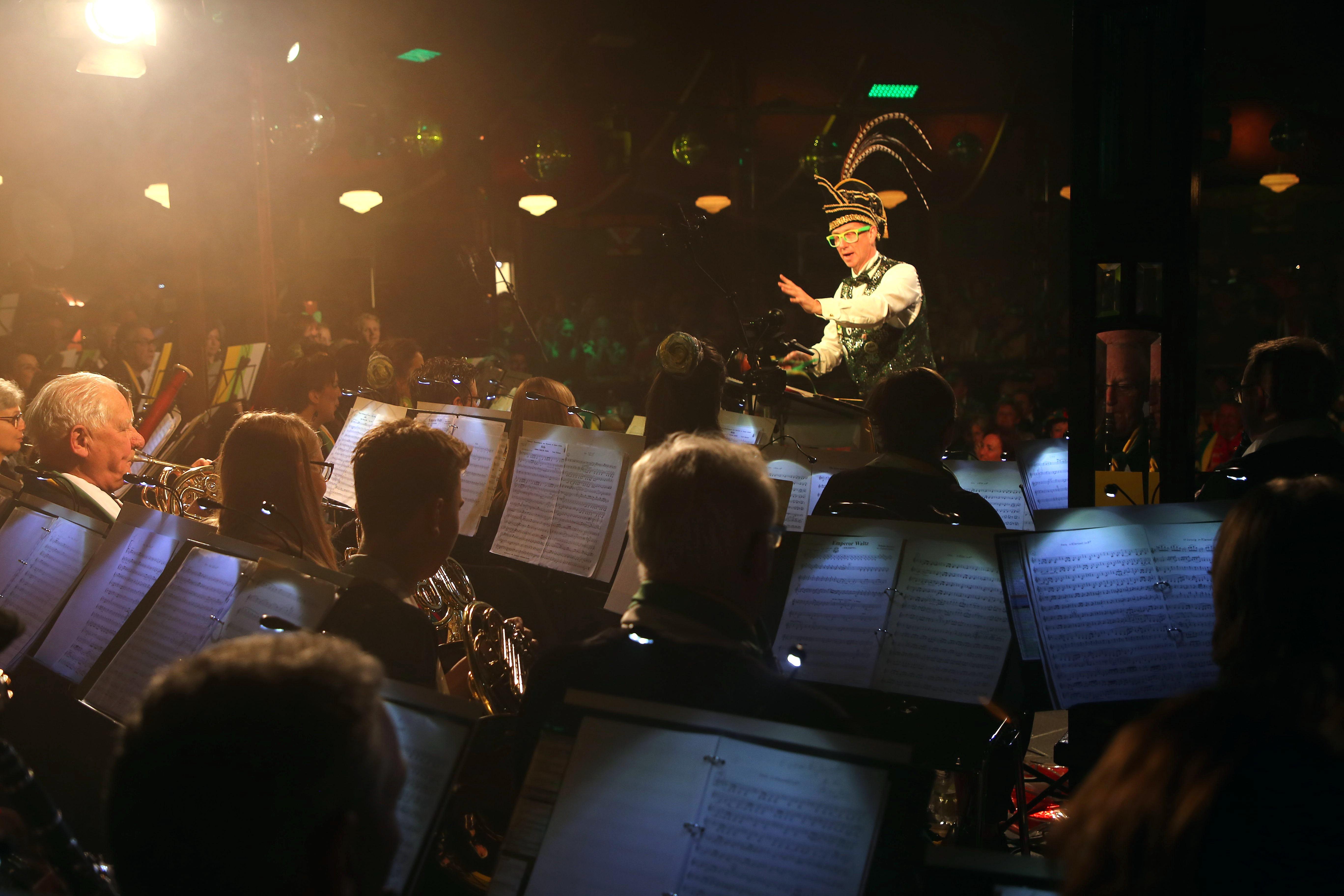 Concert Carnavalesk, Harmonie Sint Cecilia