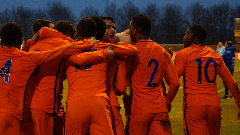 Nederlands Elftal, U17