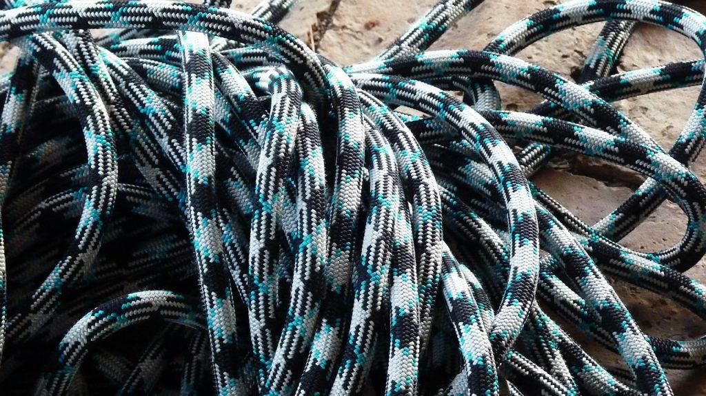 touw, klimmen