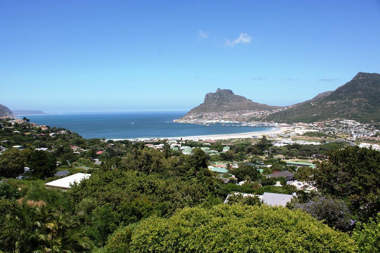 Houtbaai, Zuid Afrika