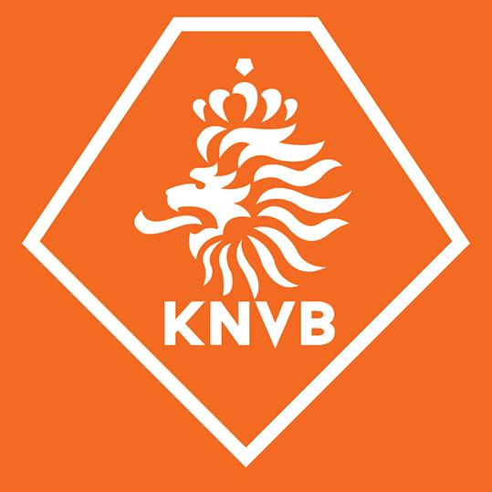 Afbeeldingsresultaat voor KNVB logo