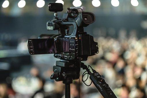 Camera, TV