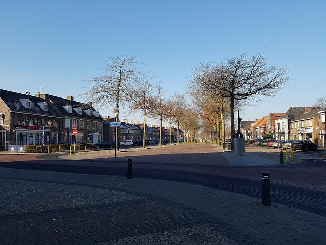 Pleintje, Boschweg
