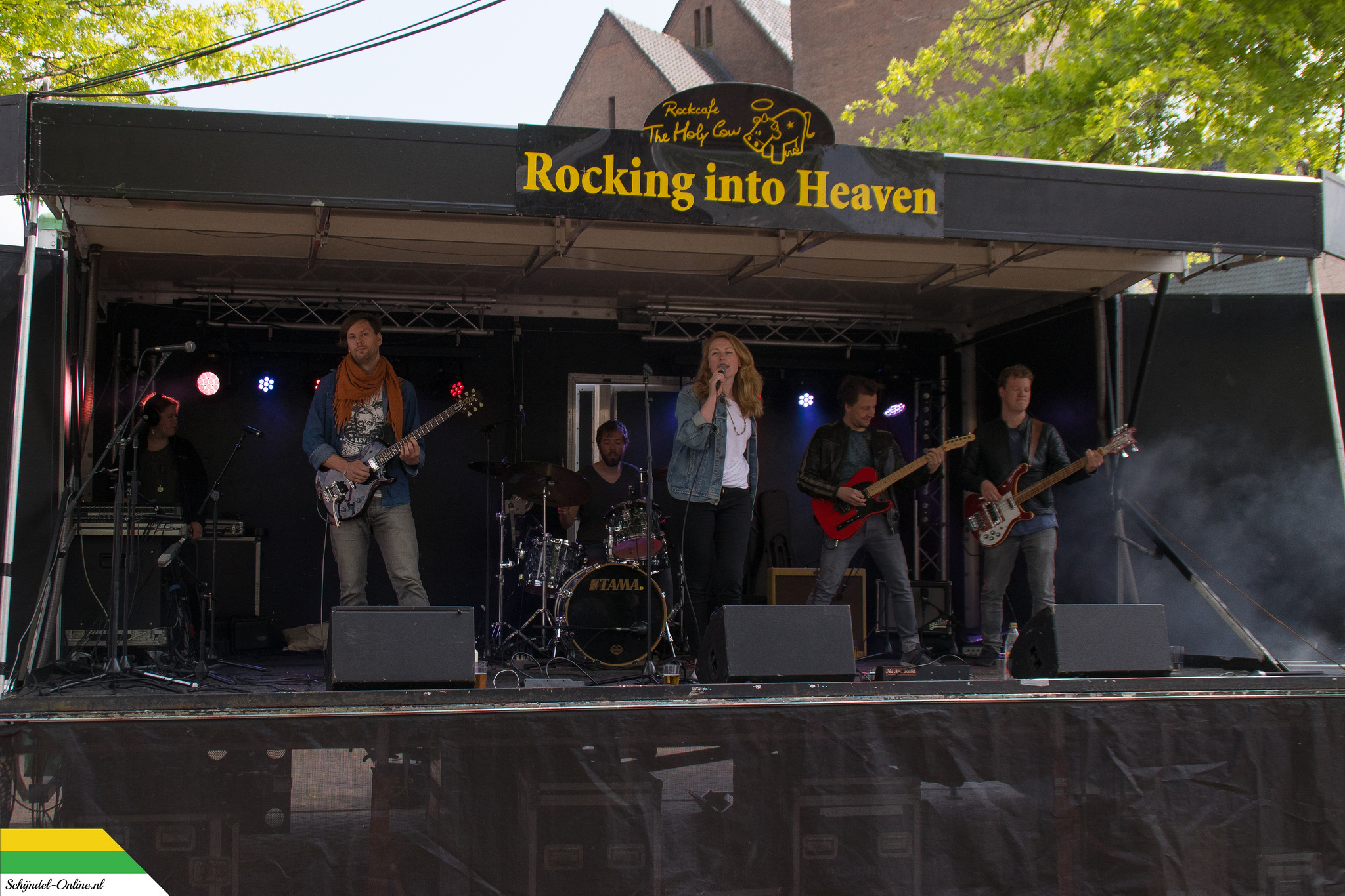 Rocking into heaven 2018
