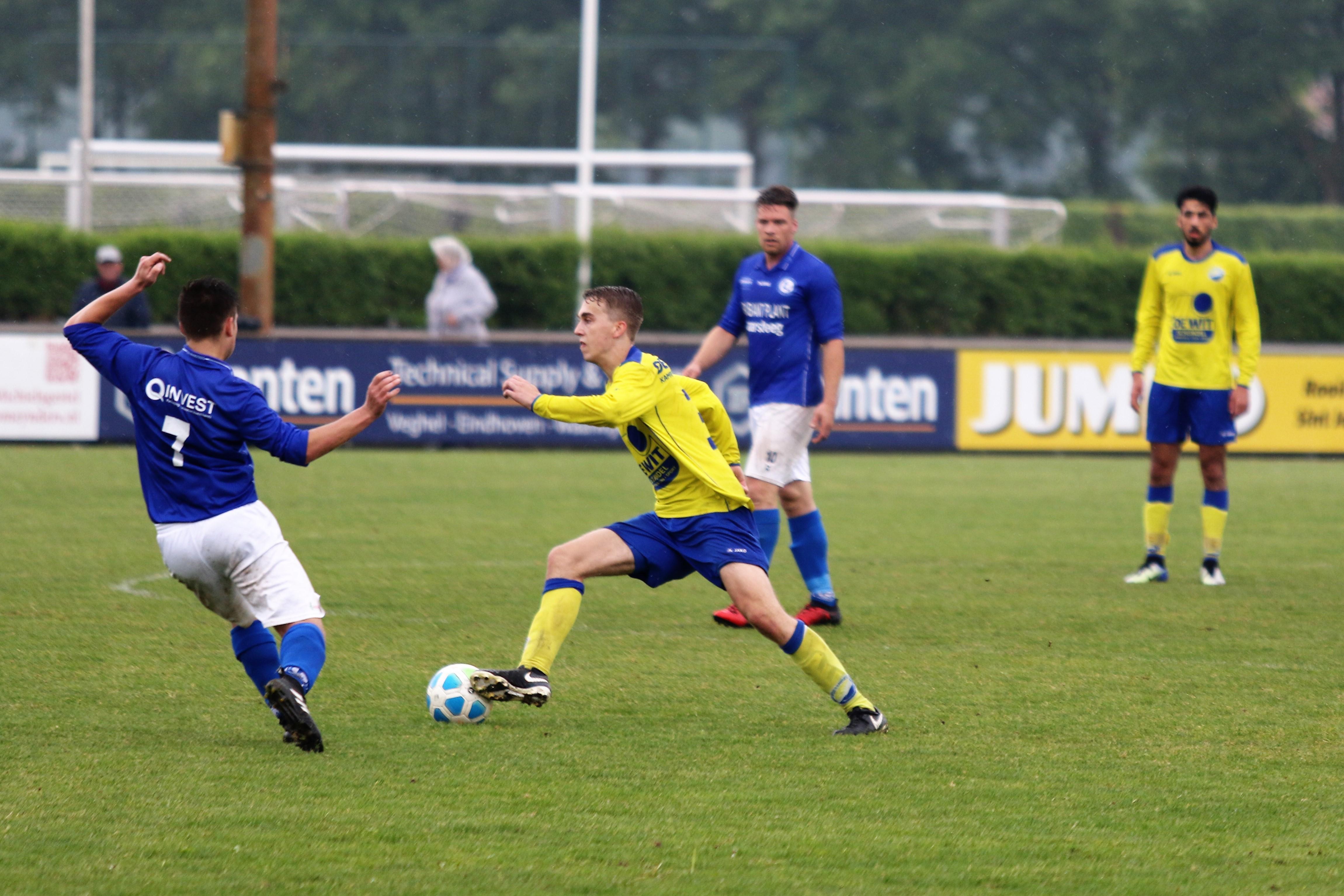 RKSV Schijndel, Haarsteeg, Voetbal
