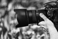 Fotograaf, Fotocamera