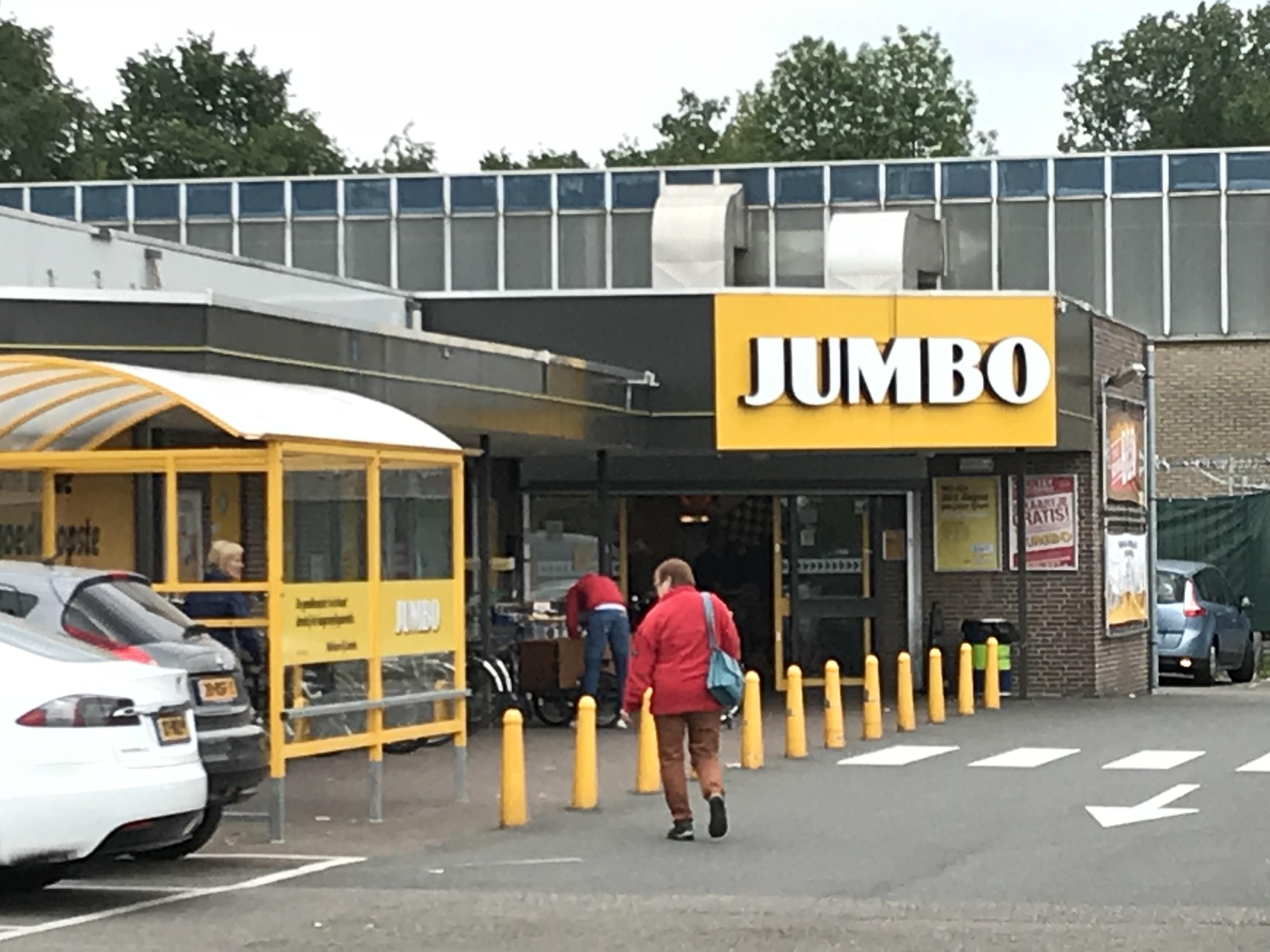 Jumbo Rooiseheide