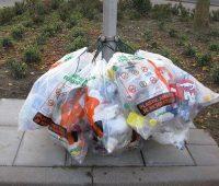 Kroonringen, Plastic afvalzakken, Gemeente Meierijstad