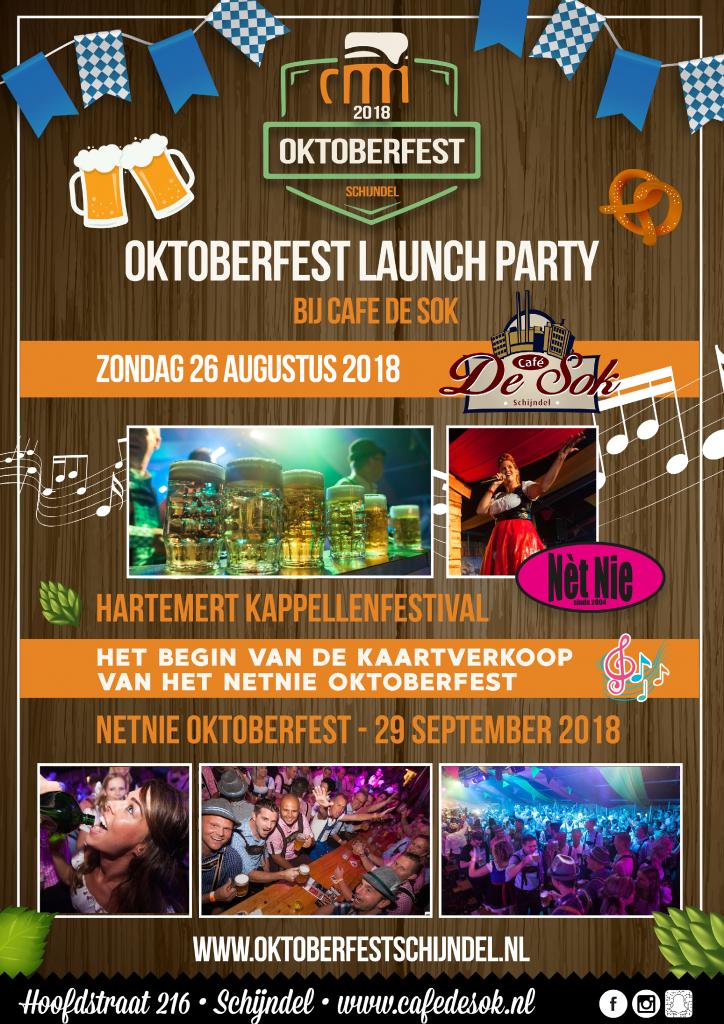 Oktoberfest 2018 Launch Party