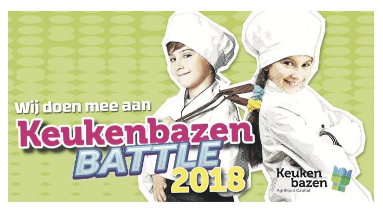 Keukenbazenbattle 2018