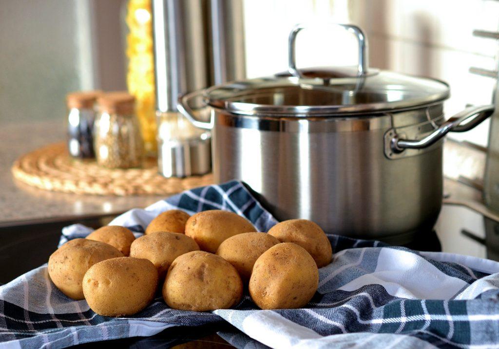 Koken, aardappels