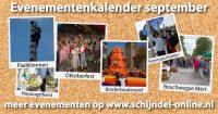 Evenementen-september Schijndel