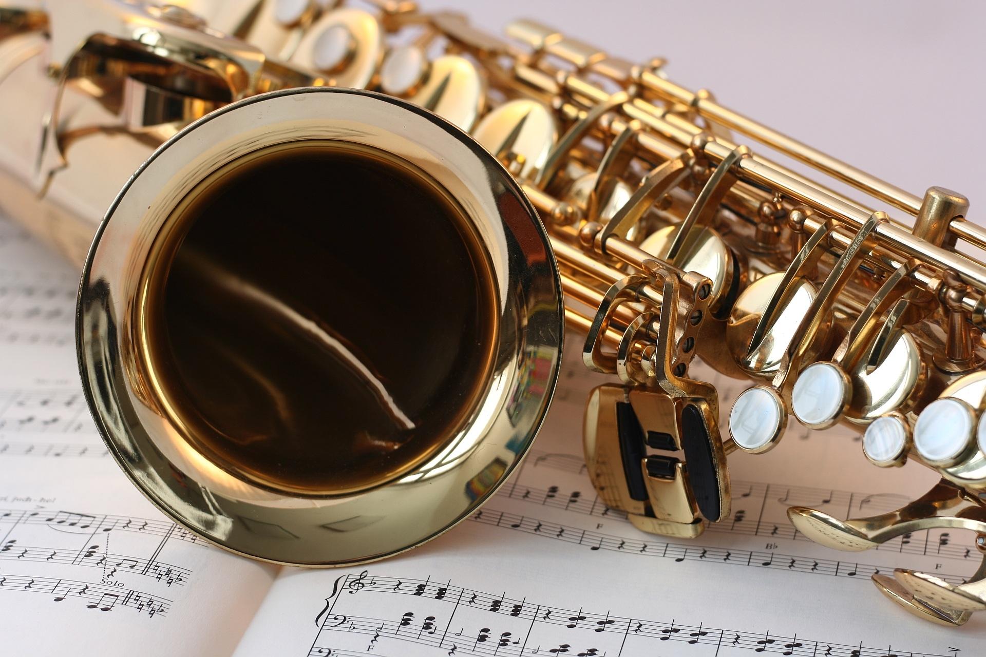 Muziek, Saxofoon
