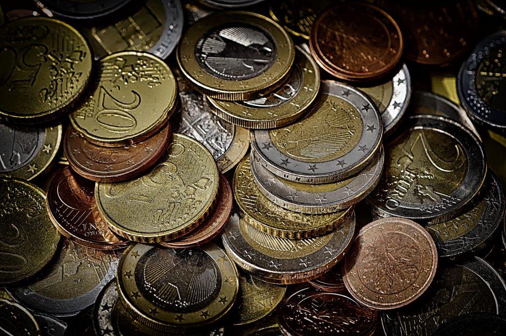 Geld, Munten