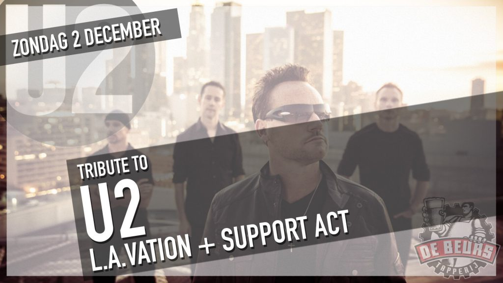 Tribute to U2  LAvation + Support Act