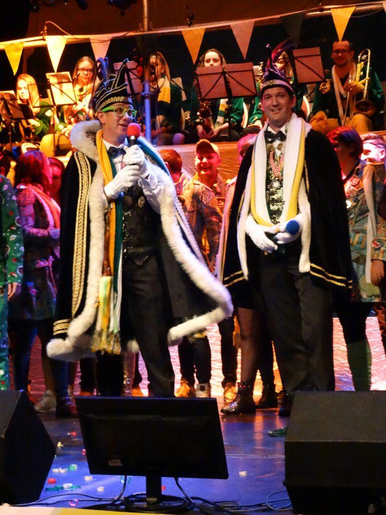 Carnaval, Schorsbos