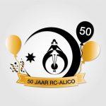 logo alico 50 jaar