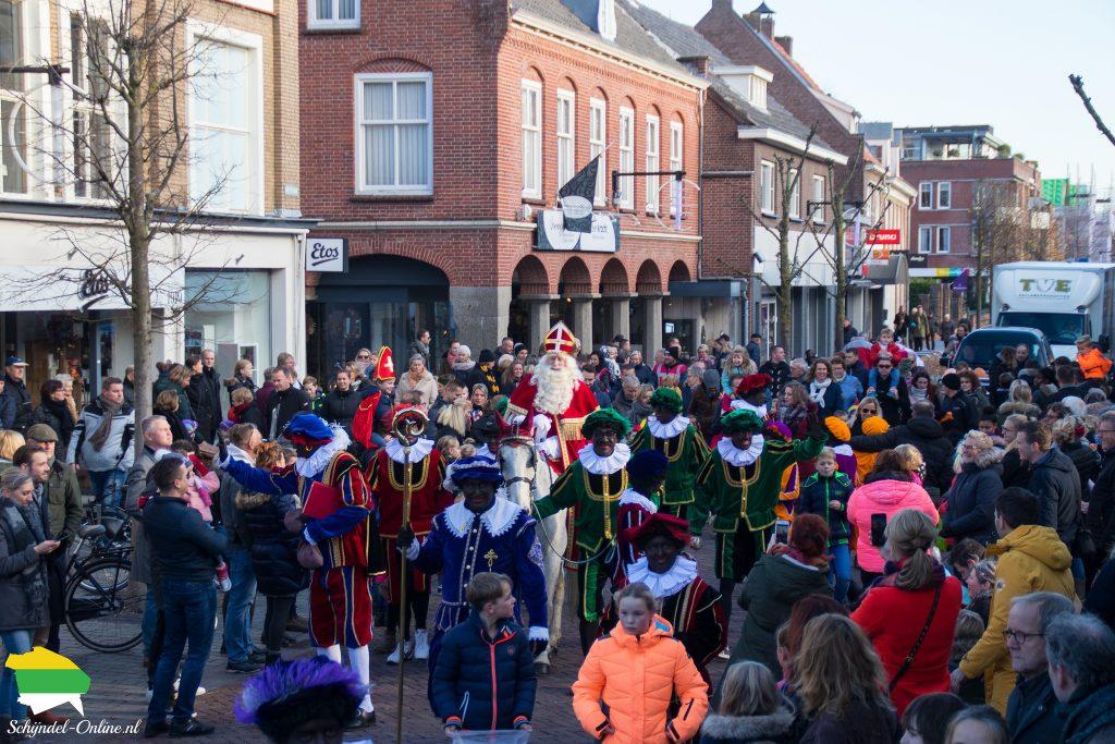 Intocht Sinterklaas Centrum Schijndel