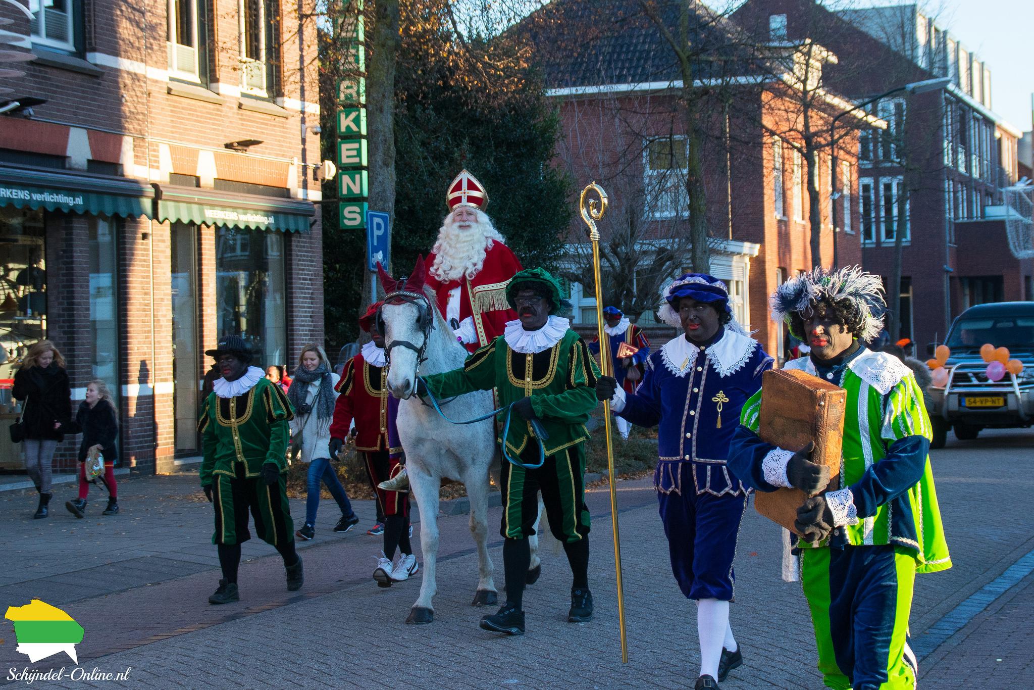 Sinterklaas Schijndel 2018