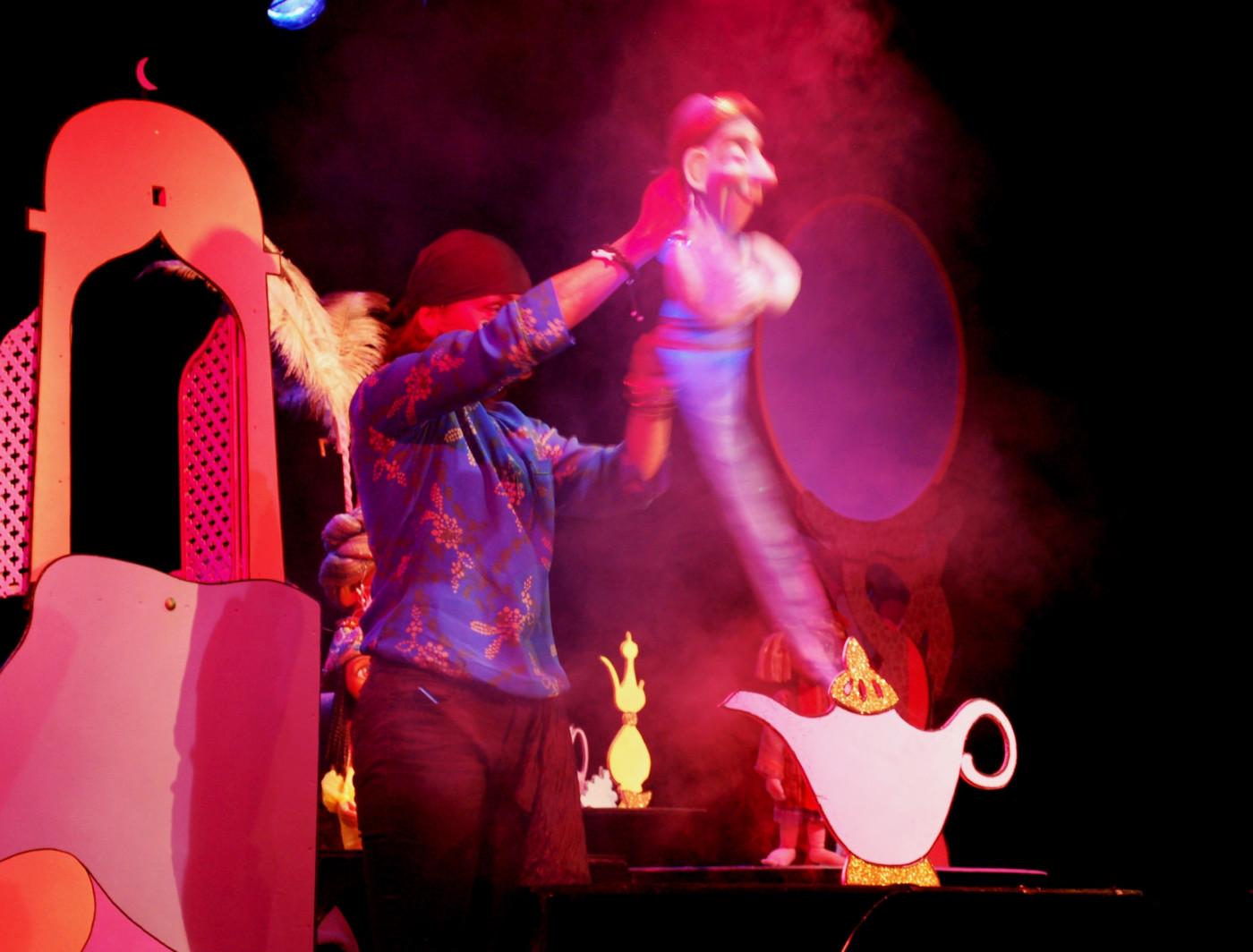 Aladdin, KEG